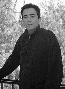 Evelio Rosero, novelista colombiano