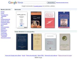 Google Books Colombia