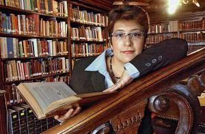 Nubia Macías Navarrio, directora de la FIL Guadalajara