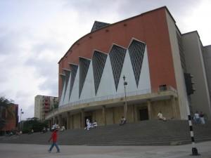 Barranquilla, Catedral María Reina