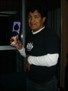 Gerardo del Valle, actor de doblaje