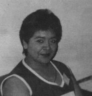 Irma Carmona, actriz de doblaje